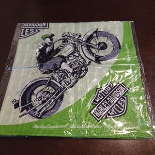 ハーレーダビッドソン(Harley Davidson)のハーレーダビッドソン ハンカチ(ハンカチ/ポケットチーフ)