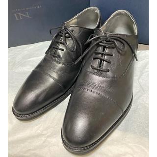 アルフレッドバニスター(alfredoBANNISTER)の【美品】アルフレッドバニスター ビジネスシューズ 革靴 黒(ドレス/ビジネス)