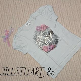 ジルスチュアートニューヨーク(JILLSTUART NEWYORK)のNo.108【80】新品 ジルスチュアート Tシャツ(Tシャツ)
