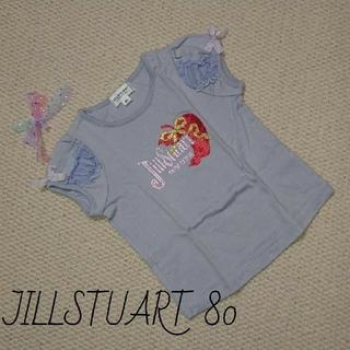 ジルスチュアートニューヨーク(JILLSTUART NEWYORK)のNo.107【80】新品 ジルスチュアート Tシャツ(Tシャツ)