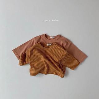 韓国子供服 1+1 T-shirts(Tシャツ)