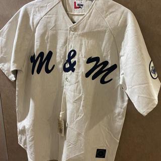 グッドイナフ(GOODENOUGH)のm&m ベースボールシャツ wtaps neighborhood グッドイナフ(シャツ)