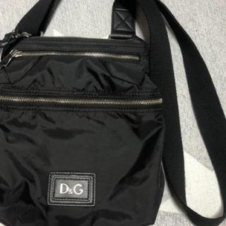 ドルチェアンドガッバーナ(DOLCE&GABBANA)のD&G(ショルダーバッグ)