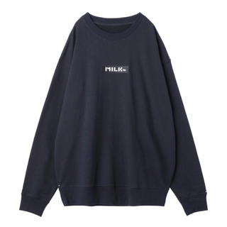 MILKFED. - ミルクフェド トレーナー
