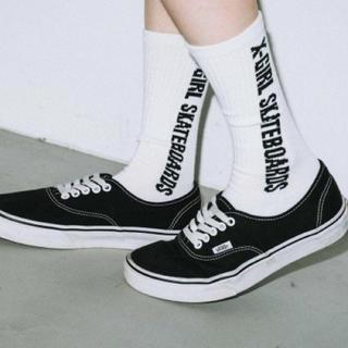 X-girl - 靴下