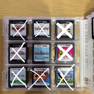 ニンテンドーDS - DSソフト 一式 バラ売り可能