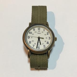 タイメックス(TIMEX)のTIMEX CR2016 CELL タイメックス ミリタリー(腕時計(アナログ))