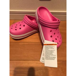 crocs - クロックス crocs 20センチ 新品未使用 タグ付き