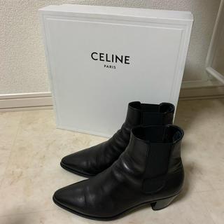 celine - Celine 19ss サイドゴアブーツ