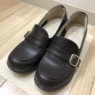 アシナガオジサン(あしながおじさん)のあしながおじさん ベルトローファー(ローファー/革靴)