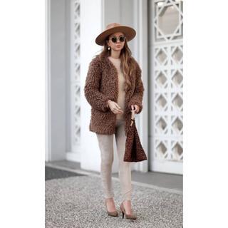 ルームサンマルロクコンテンポラリー(room306 CONTEMPORARY)の【新品】room306contemporary Midi Fur Coat (毛皮/ファーコート)