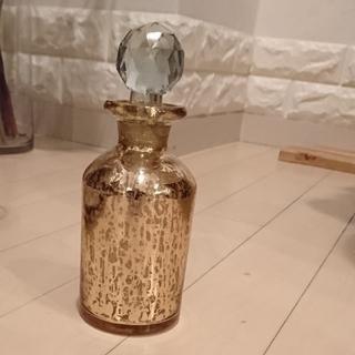 ザラホーム(ZARA HOME)のアンティーク ボトル  瓶(花瓶)