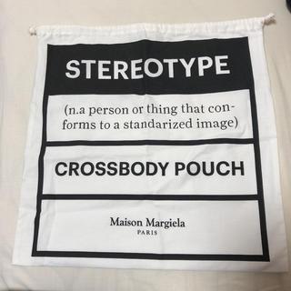 マルタンマルジェラ(Maison Martin Margiela)のメゾンマルジェラ 巾着袋(その他)