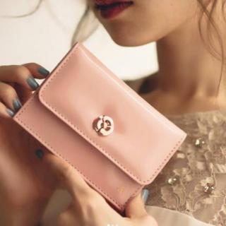 アレクサンドルドゥパリ(Alexandre de Paris)の【新品未開封】美人百花♡マルチミニ財布(財布)