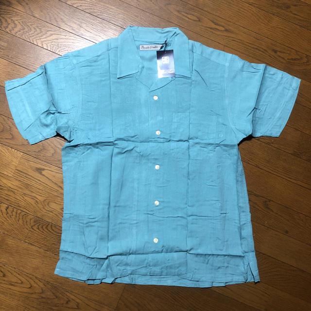 Ron Herman(ロンハーマン)の【新品】ボーリングシャツ 刺繍 ヴィンテージ vintage メンズのトップス(シャツ)の商品写真
