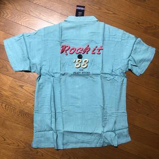 Ron Herman - 【新品】ボーリングシャツ 刺繍 ヴィンテージ vintage