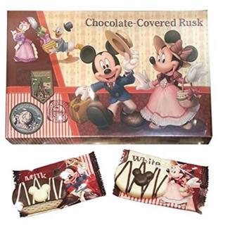 ディズニー(Disney)のマカロン様専用 Disney チョコレートカバードラスク(菓子/デザート)
