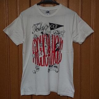 【東京03】フロホリグッズ『Tシャツ』【ホワイト/Mサイズ】(お笑い芸人)