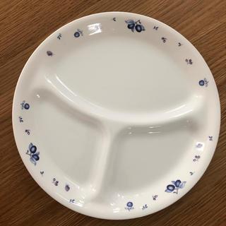 コレール(CORELLE)のコレール CORELLE  ランチ皿 花柄(食器)