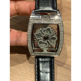 ショパール(Chopard)のキラキラ腕時計(腕時計)