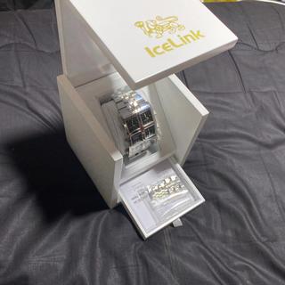 アヴァランチ(AVALANCHE)のICE LINKアイスリンク 腕時計(腕時計(アナログ))