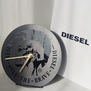ディーゼル(DIESEL)の(専用)DIESEL 非売品 掛け置き時計(置時計)