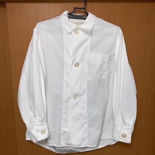ビームスボーイ(BEAMS BOY)のorslow beams boy別注 ビッグボタンコマーシャルシャツ(シャツ/ブラウス(長袖/七分))