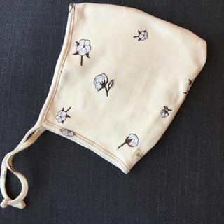 コドモビームス(こどもビームス)のorganic zoo コットンフラワー柄ボンネット オーガニックズー(帽子)