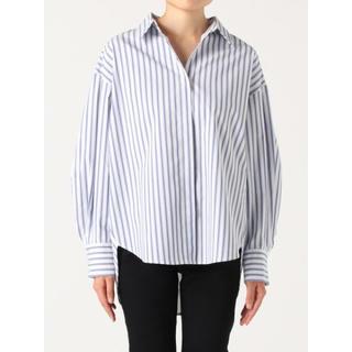 ラグナムーン(LagunaMoon)のラグナムーン ストライプシャツ(シャツ/ブラウス(長袖/七分))