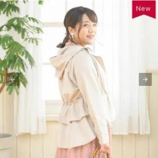 シマムラ(しまむら)のhina さん しまむら マウンテンパーカー (スプリングコート)