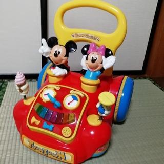 ディズニー(Disney)のディズニー★トゥーンタウン★あっちこっちウォーカー(手押し車/カタカタ)