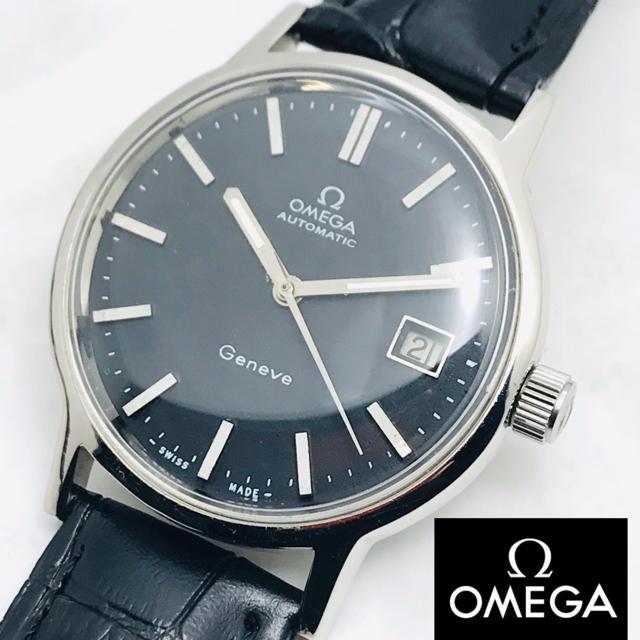 OMEGA - セール!OMEGA Geneve オメガ cal.1481 オートマチックの通販