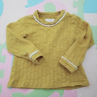 ビケット(Biquette)のビケット 長袖カットソー 100(Tシャツ/カットソー)