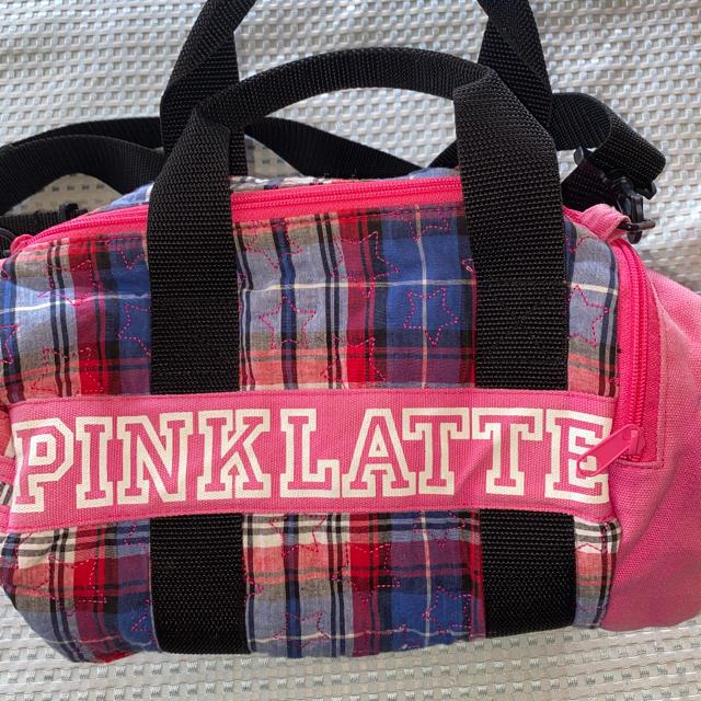 PINK-latte(ピンクラテ)のPINKLATTEピンクラテショルダーバック レディースのバッグ(ショルダーバッグ)の商品写真