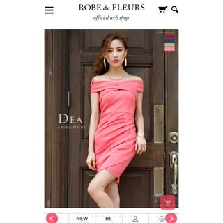 ローブ(ROBE)のdea robe de fleurs キャバドレス  S(ナイトドレス)