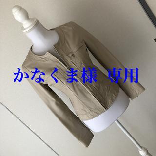 アンタイトル(UNTITLED)の【かなくま様 専用❗️】UNTITLED レザージャケット  2(ライダースジャケット)