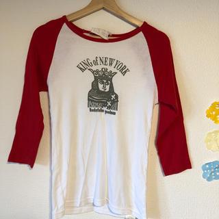 シップス(SHIPS)のSHIPS ラグラン Tシャツ(Tシャツ/カットソー(七分/長袖))