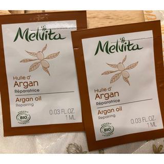 メルヴィータ(Melvita)のメルヴィータビオオイルスキンオイルAGサンプル(サンプル/トライアルキット)