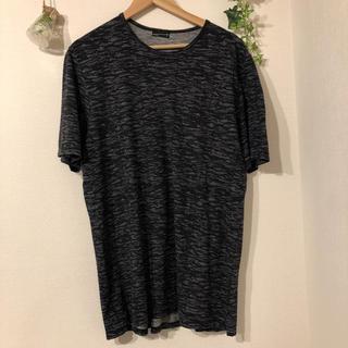 ラッドミュージシャン(LAD MUSICIAN)のLAD MUSICIAN 総柄オーバーサイズTシャツ(Tシャツ/カットソー(半袖/袖なし))