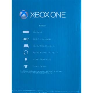 エックスボックス(Xbox)のXbox One 500GB ジャンク品(家庭用ゲーム機本体)