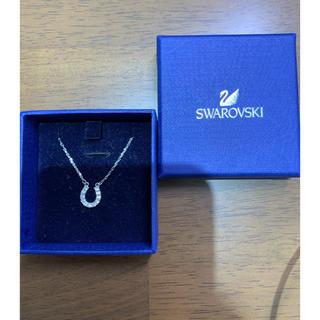 スワロフスキー(SWAROVSKI)のスワロフスキー ネックレス ..様専用(ネックレス)