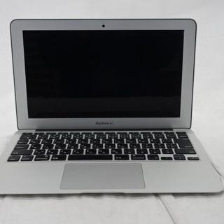 アップル(Apple)のMacBookAir (2013, 11-inch)(ノートPC)