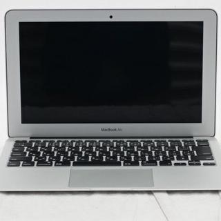 アップル(Apple)のMacBookAir (2015, 11-inch)(ノートPC)