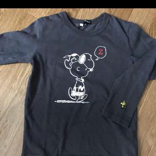 サンカンシオン(3can4on)のスヌーピー 長袖Tシャツ(Tシャツ/カットソー)