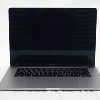 アップル(Apple)のMacBookPro (2016, Retina, 15-inch)(ノートPC)