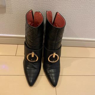 エイミーイストワール(eimy istoire)のeimy ブーツ(ブーツ)