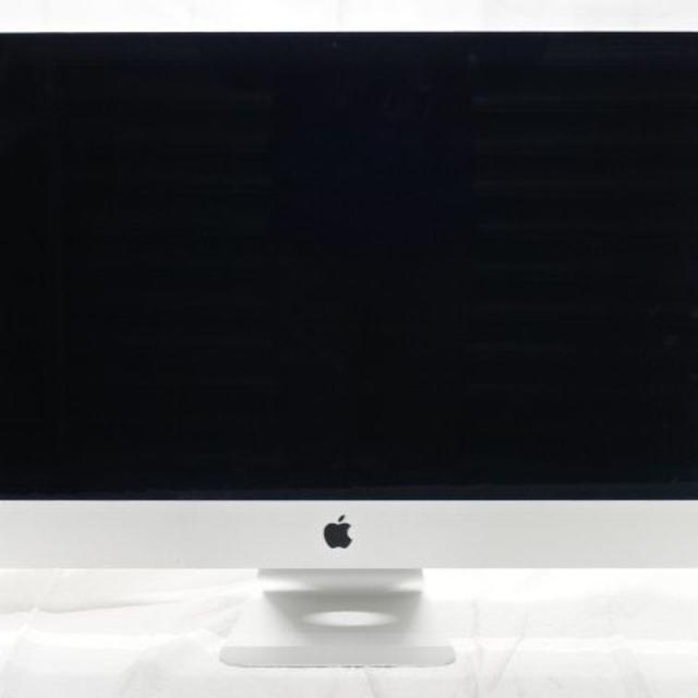 Apple(アップル)のiMac (2013, 27-inch) スマホ/家電/カメラのPC/タブレット(デスクトップ型PC)の商品写真