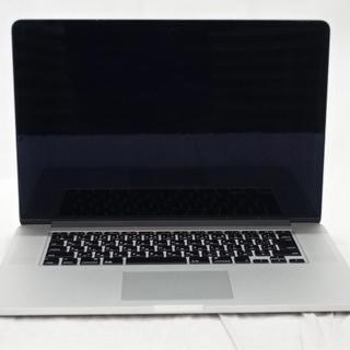 アップル(Apple)のMacBookPro (2013, Retina, 15-inch)(ノートPC)