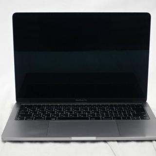 アップル(Apple)のMacBookPro (2017, Retina, 13-inch)(ノートPC)