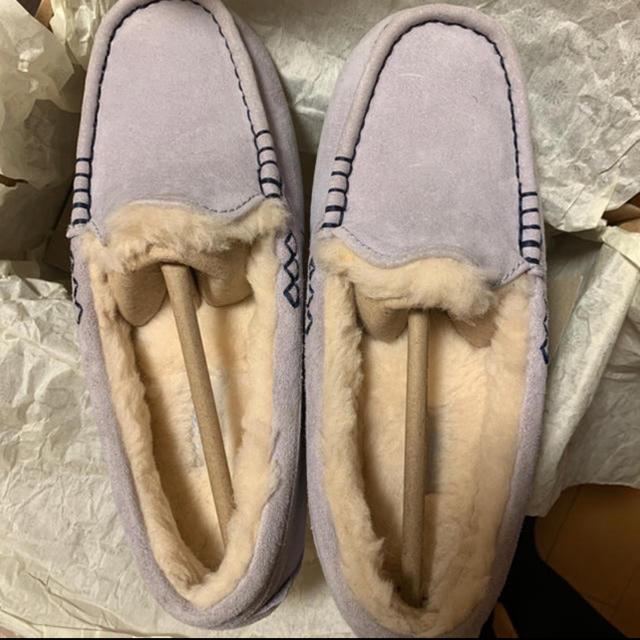UGG(アグ)のイエナ購入 UGG アンスレー サイズ6 レディースの靴/シューズ(スリッポン/モカシン)の商品写真